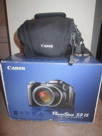 Новый!!! Canon Power Shot S3 IS. MADE IN JAPAN с 12х оптическим зумом