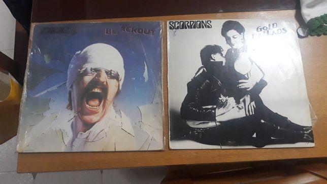 Vinil Scorpions.