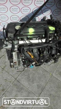 Motor e caixa Hyundai I20 1.2 16 V de 2009, 57 000 kms.