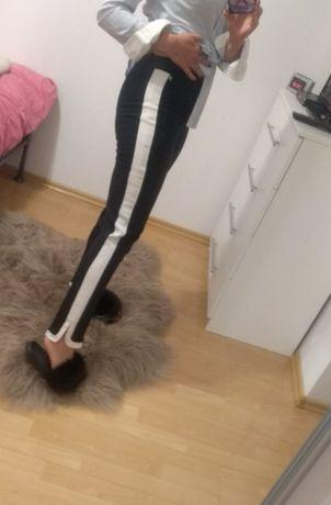Spodnie z lampasem SIMPLE 36 S/M