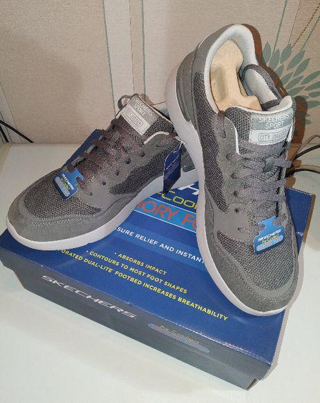 Мужские кроссовки Skechers City Jogger (США) 46р.