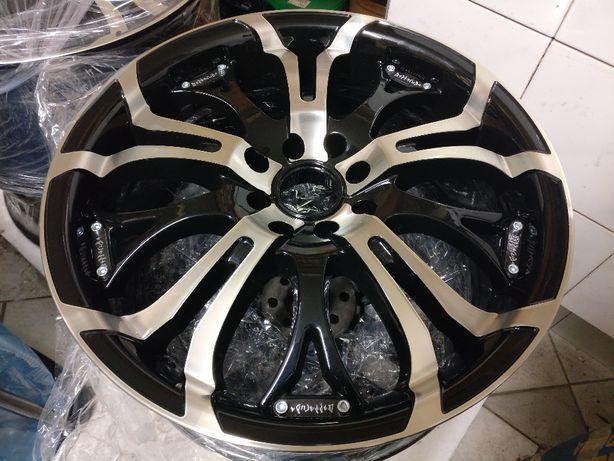 "Felgi Barracuda Tzunamee 7,5x17"" ET35 73,1 4x100 4x114.3"