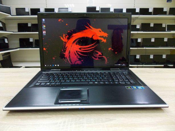 Игровой  MSI FX720 + (Intel Core i5) + Новая батарея + Гарантия!!