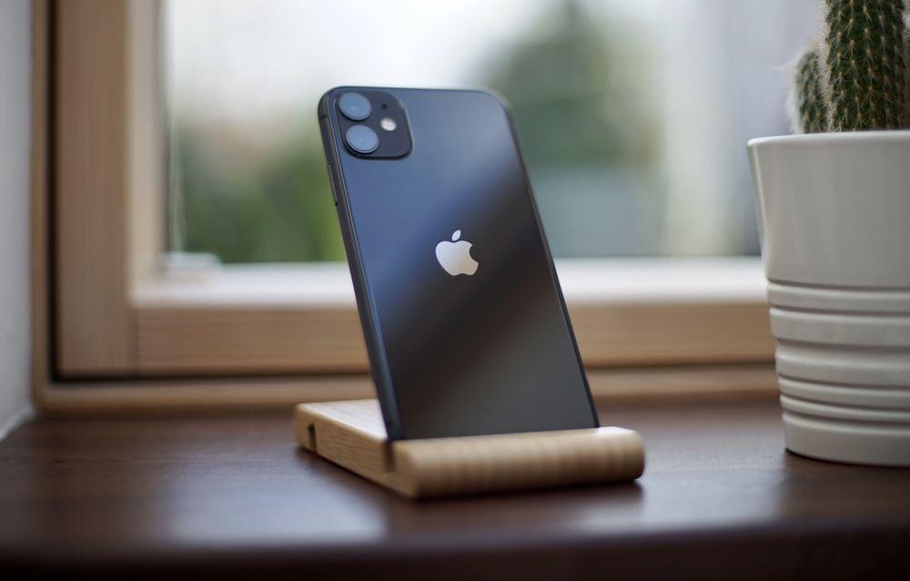 iPhone 128GB Space Gray, stan idealny Łódź - image 1