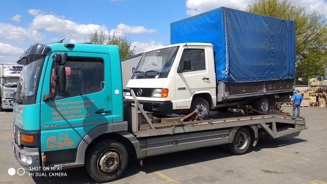 Услуги Эвакуатора до 8 тонн Киев область