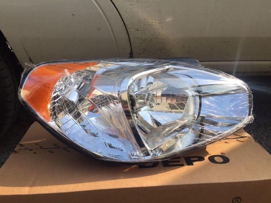 Продам крыло, бампер для авто Hyundai accent Киев - изображение 1