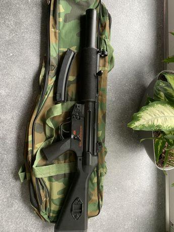 Karabin pistolet asg MP5 Jg