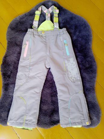 Spodnie narciarskie r. 98