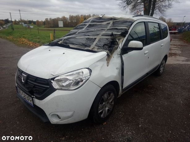 Dacia Lodgy 7 Miejsc Euro 6