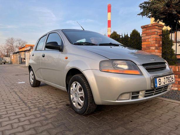 Daewoo kalos 1.4 benzyna 83km klimatyzacja wspomaganie z niemiec