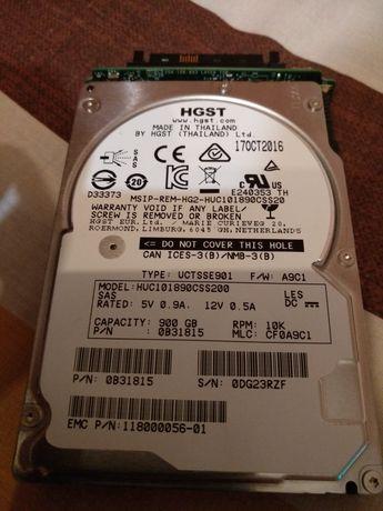 жесткий диск для сервера HGST huc101890css200 на 600 gb