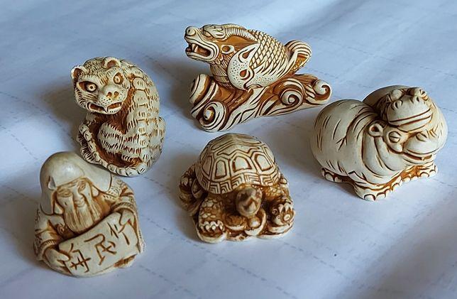 Японские фигурки нецке