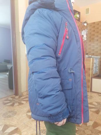 Kurtka zimowa dla chłopca r. 134