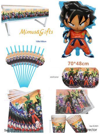 kit 52 peças Dragon Ball