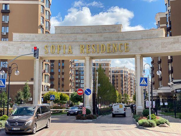 ЖК Sofia Residence - квартира в ипотеку!!! 41,5м² под ремонт! Звоните!