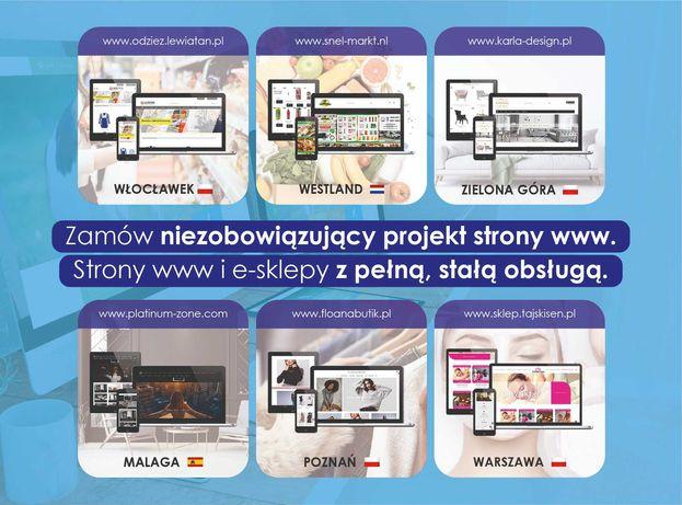 STRONY INTERNETOWE strona internetowa sklep internetowy sklepy www