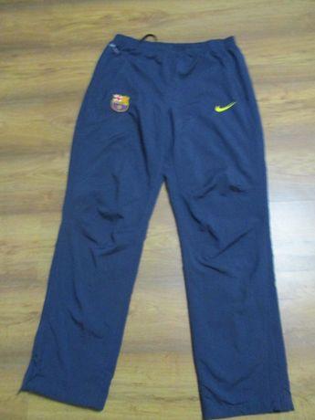 FC BARCELONA nike spodnie dresowe roz.L