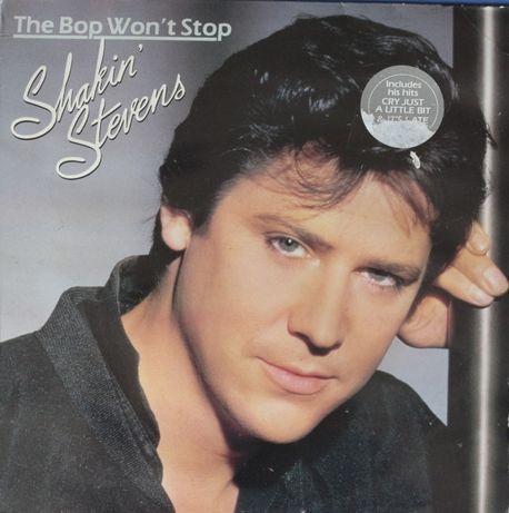 Shakin Stevens - The Bop Won't Stop - płyta winylowa