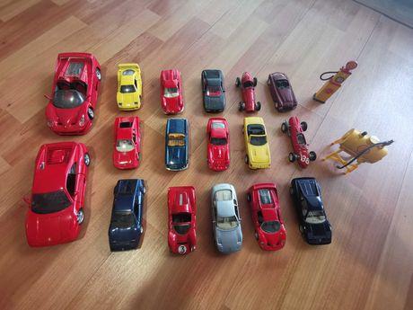 Coleção Miniaturas Ferrari - Shell
