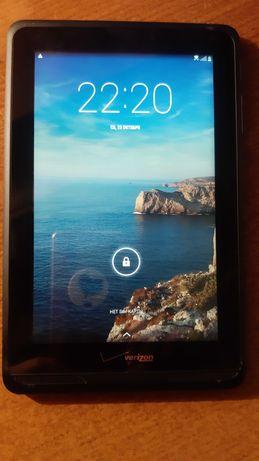 Планшет Verizon Ellipsis 7 4G LTE Model : QMV7B
