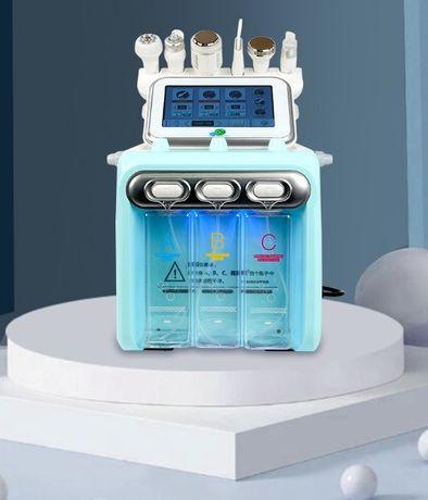 Косметологический комбайн, аппарат гидропилинга H2O2