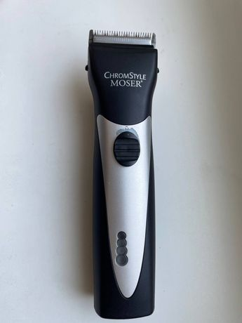 Moser Chrom Style Pro машинка для стрижки волос