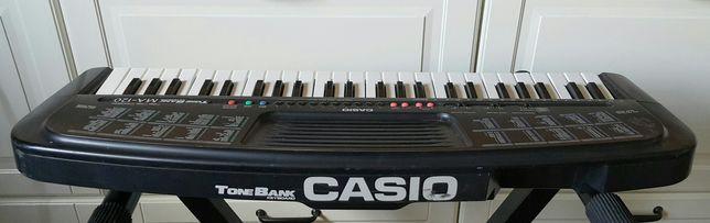 Keyboard Casio do nauki