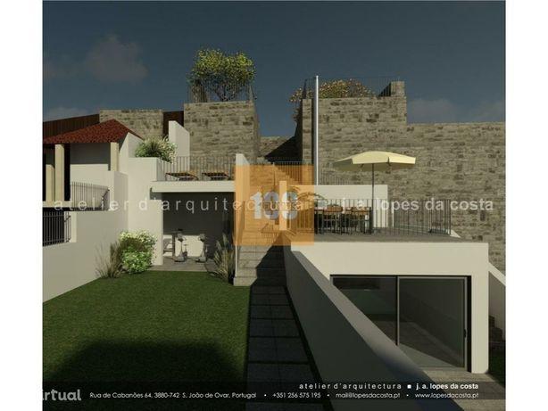 T2 com terraço - Pool Apartments