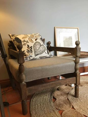 canape, cadeirao, sofa, poltrona, vintage, rustica