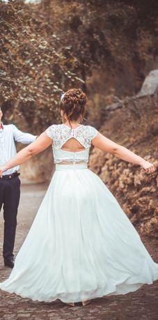 Платье вечернее/ выпускное/ свадебное