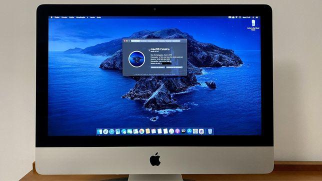 Apple iMac 21,5 SSD 1TB 16GB Memória