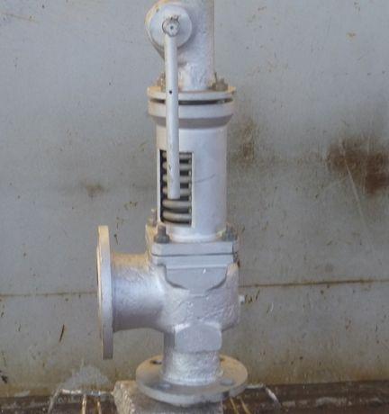 Клапан ДУ-50, РУ-23, 23 атм.