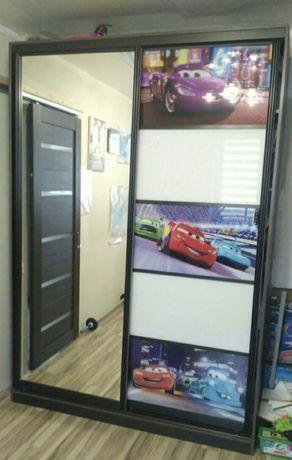 Шкаф детский купе