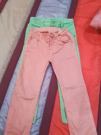 Conjunto de 2 pares de calças