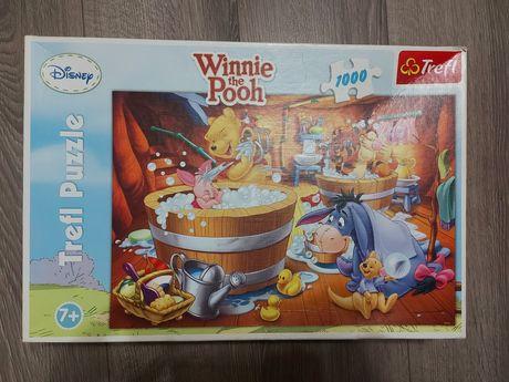 Puzzle Kubuś Puchatek 1000 Disney