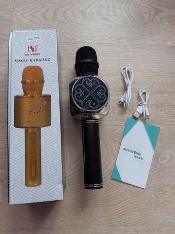 Радіомікрофон, мікрофон караоке Bluetooth YS63, в коробці