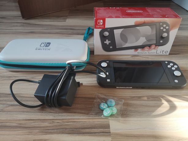 Nintendo Switch Lite Szary