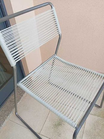Cadeiras de metal IKEA