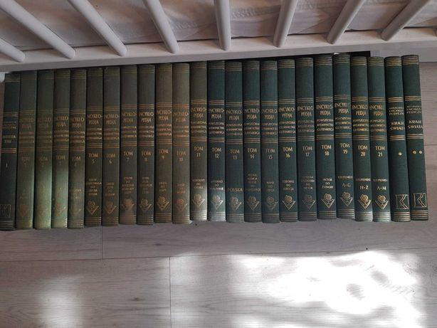 Encyklopedie Gutenberga - komplet, wszystkie tomy, zadbane, tanio