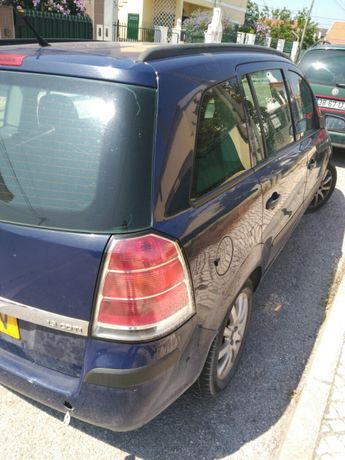Portas Opel Zafira B 1.9cdti 120cv de 2006