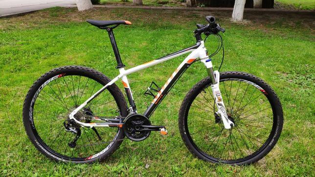 Велосипед  White (MTBxW / XC MTB frame)
