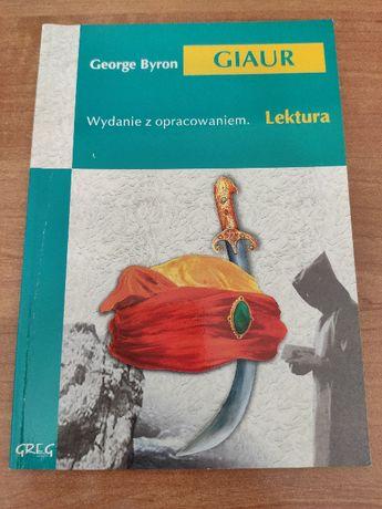 Giaur - Lektura z opracowaniem - GREG