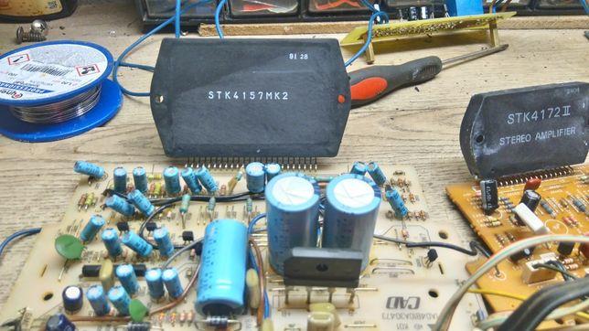 Końcówka mocy STK 4157MK2