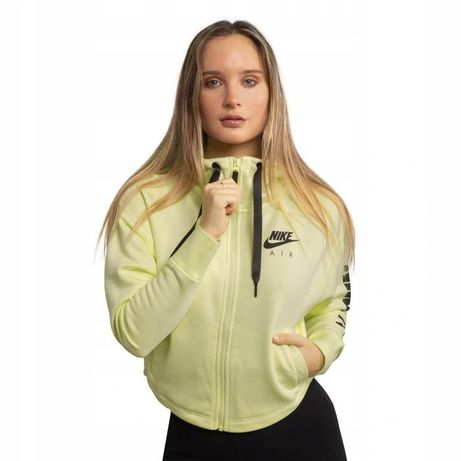 Nowa! bluza damska Nike Air Hoodie oversize - r. S - katalogowo 279zł