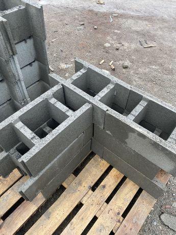 Будівельний блок, незнімаєма, незнімна, опалубка, фундамент