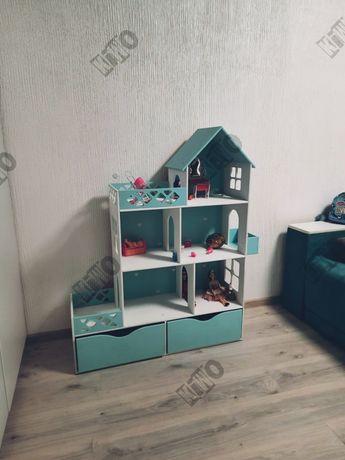 Кукольный домик Симона для Barbie, monster high, lol