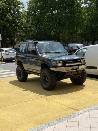 Mitsubishi Pajero 2800 Abas Largas