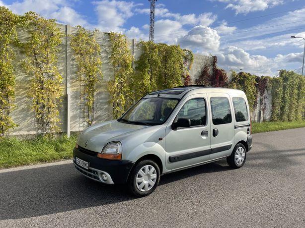Renault Kango 1.6 16v Koimatyzacja Jedyny taki
