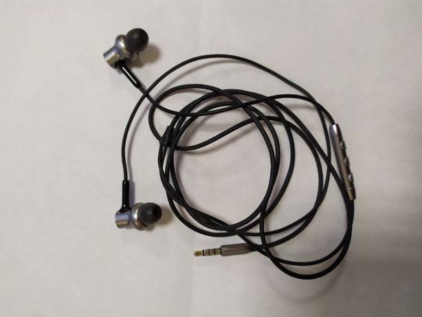Наушники вкладыши Xiaomi Mi In-Ear Hesdphones Pro HD Silver
