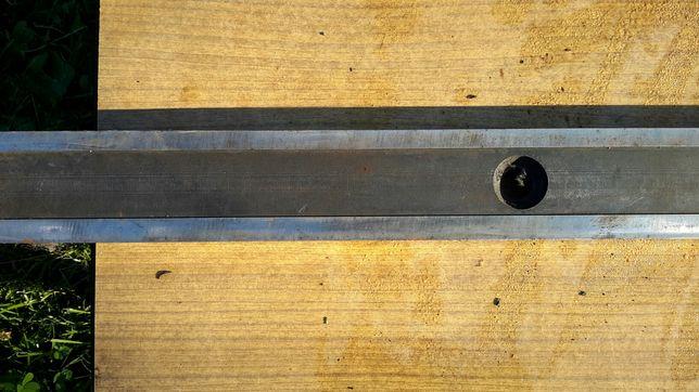 Materiały  na noże do rembaka  stał nóż   nowy od gilotyny Ng4